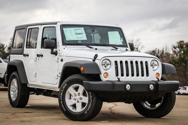 Lovely New 2018 JEEP Wrangler Unlimited Unlimited Sport S
