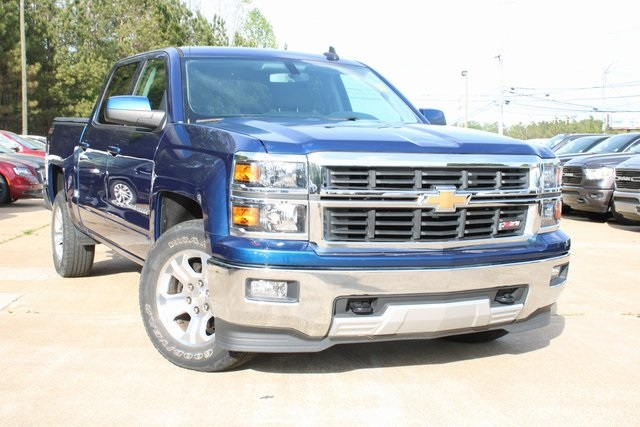 Pre Owned 2015 Chevrolet Silverado 1500 Lt 4d Crew Cab In Dallas