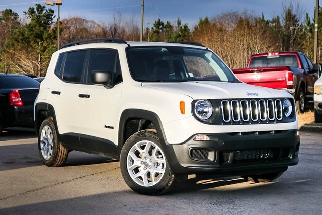 New 2018 JEEP Renegade Sport